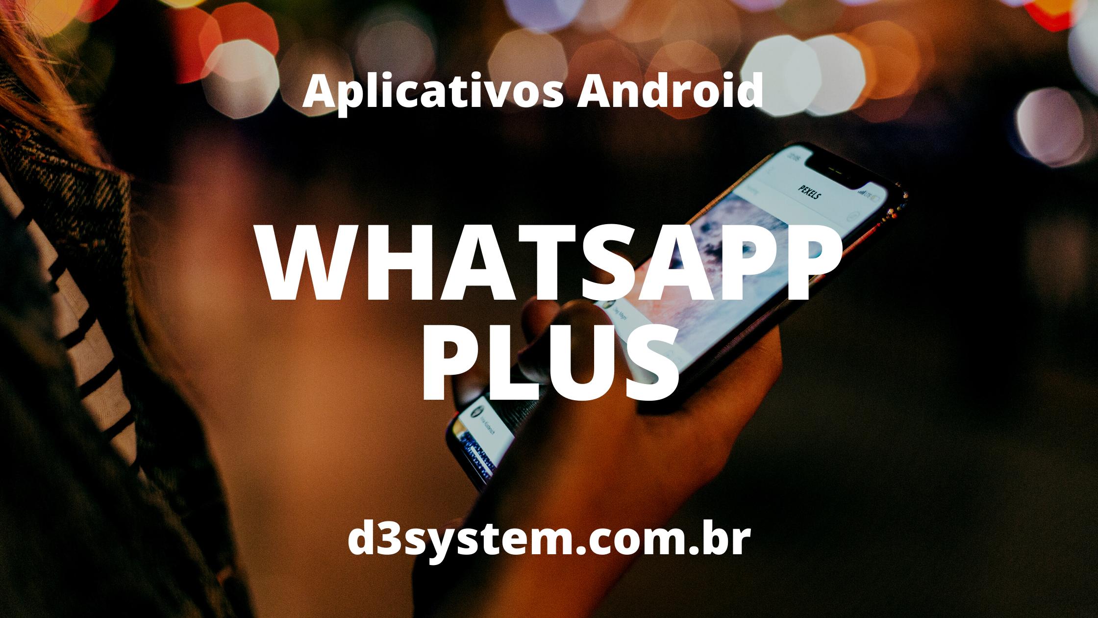 Baixar Whatsapp plus atualizado 2020